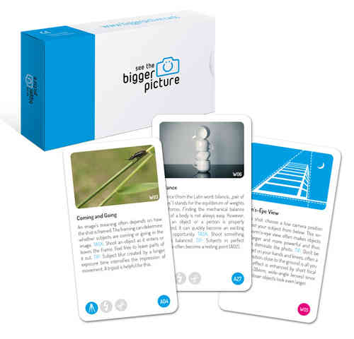 english bigger picture cards